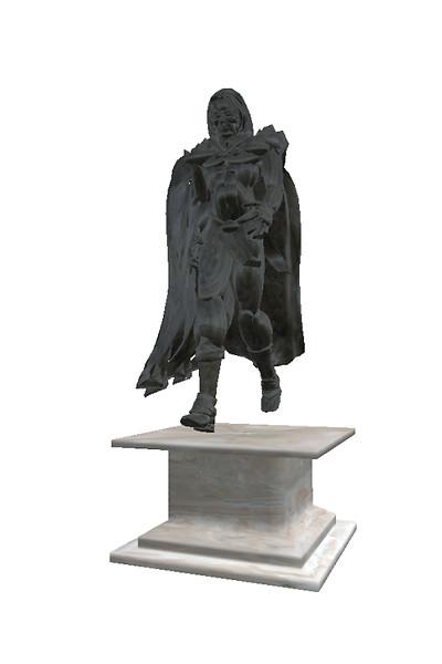 ::CMC:: - Sculpture - The Wanderer