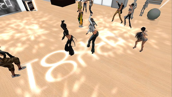 touch virtual world club in se...