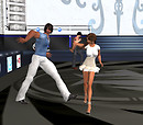funny dance at ToonTopia Dance club with Jox