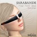 """New Sunglasses """"Sarabande"""""""