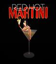 Red Hot Martini at Art Box