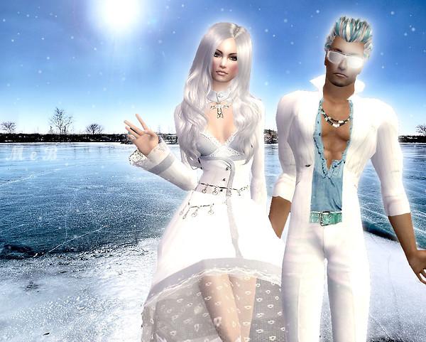 morgan Queen of the ice