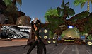 raftwet at bassline island open stage