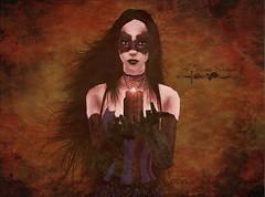 La Dame Corbeau