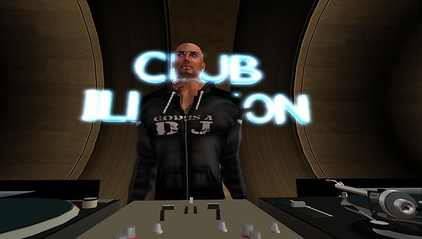 viktor galli at club illusion