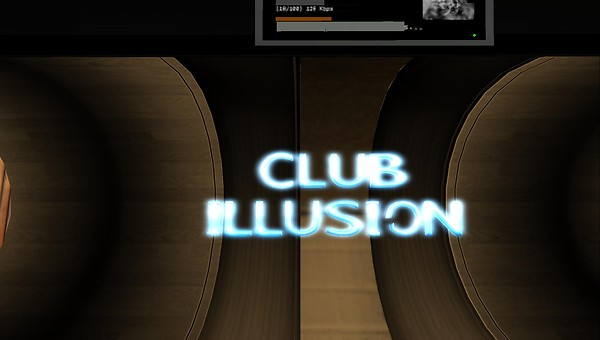 CLUB ILLUSION : virtual world ...