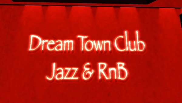 dream town club : jazz, rhythm...