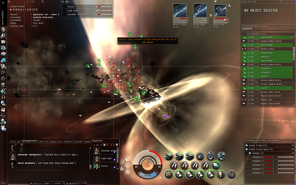 Eve Online: Mordus Headhunters