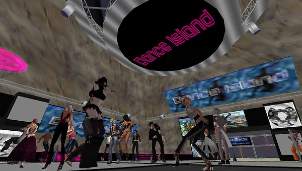 dance island virtual world sec...