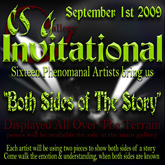 """CS Gallery Invitational """"Both Sides of The Story"""""""