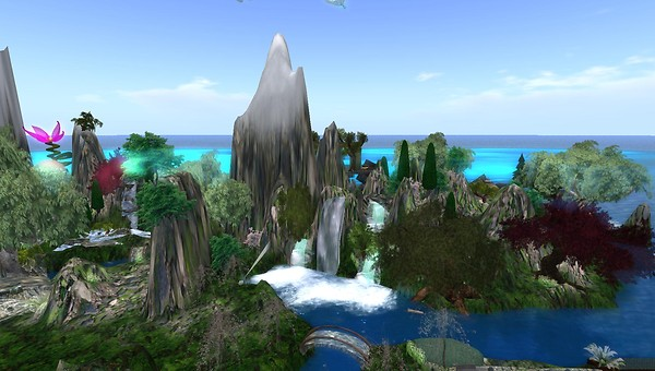 wetlands virtual world second ...