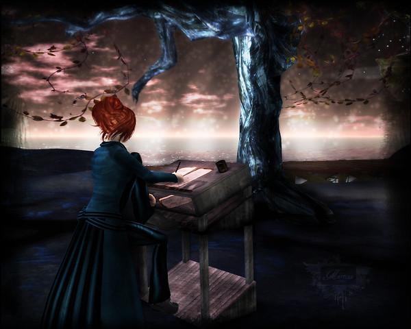 I poeti e le cose addormentate.........