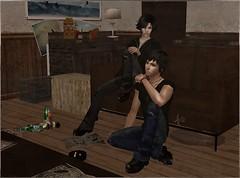 Ryo and Thibault