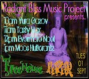 radiant bliss music project : tree house bazaar