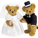 Wedding Bears by Lux