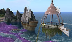 Cesaire, a new wonderland in SL - Koinup Burt