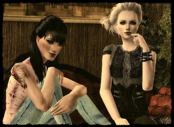 Mayume & Marybeth