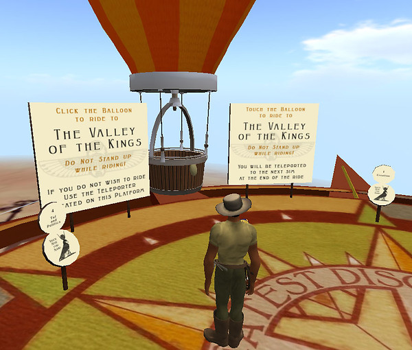 Balloon Ride to Valley of the Kings