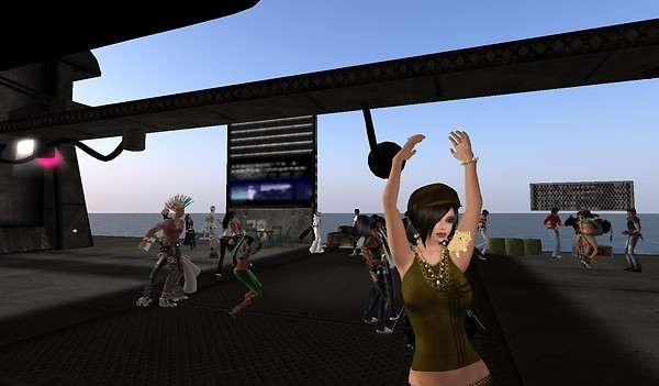 raftwet at E-78::TECHNO Club M...
