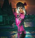 Mellisano as CyberGirl
