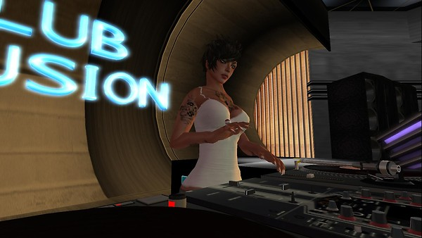 eris ashdene at club illusion
