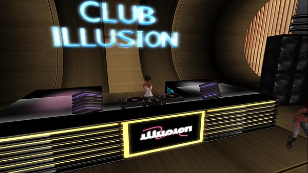 club illusion virtual world se...