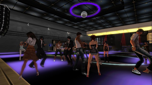 club illusion party