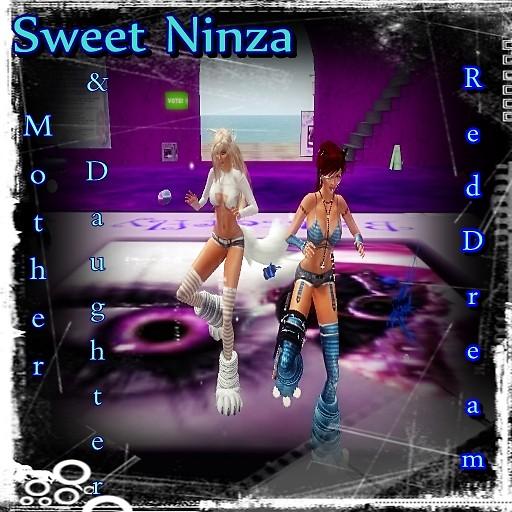 Niece & SisterSweet Ninza & RedDream Taurus @ Club Purple Butterflies_1