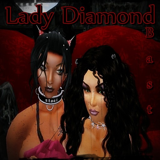 LadyDiamond & BastMy Sister Bast and Myself