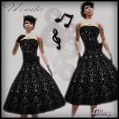 LDizzy Ursula Dress