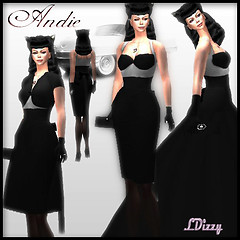 LDizzy Andie Dress