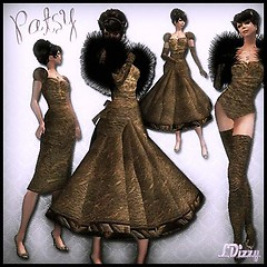 LDizzy Patsy Dress