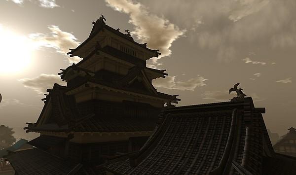 Seven Views of Edo Palace 3