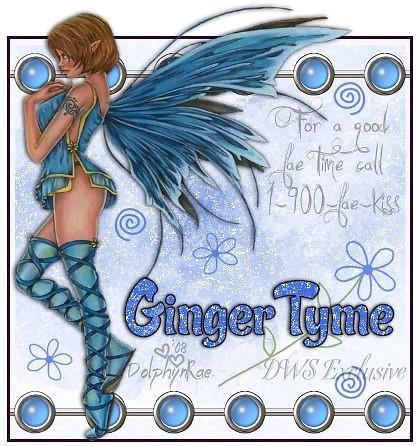 GingerTyme~ARCH~FaeKiss
