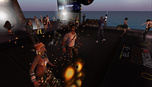 E-78 party virtual world secon...