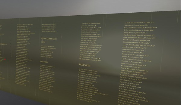 911 wtc list of names
