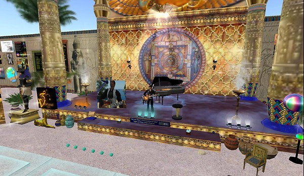 luxor stage second life