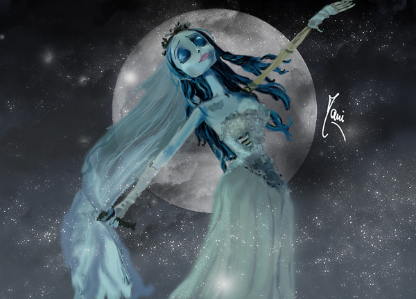 Emily - The Corpse Bride