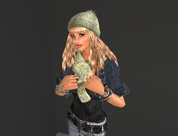 Sarah blond