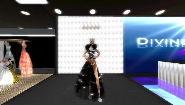 fashion show for divine