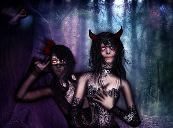 Spooky Duo