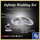 Infinity Wedding Set Ad