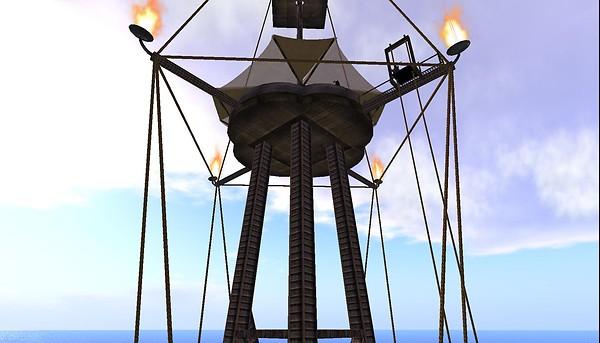 art sculptures at burning life