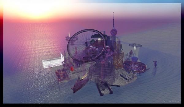 RMB City Synthetic Virtual by Stephen Venkman