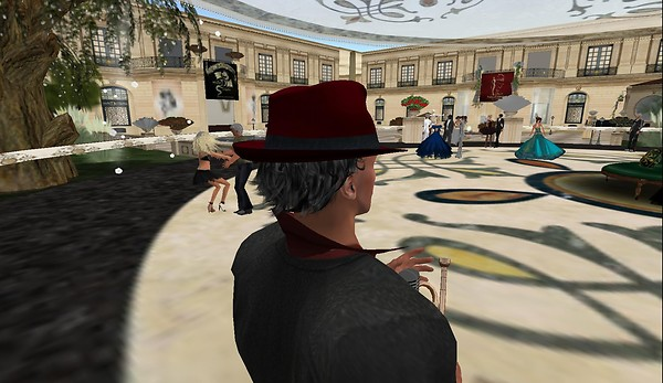 jazzman correia in second life