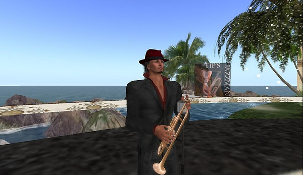 jazz horn in second life : jaz...