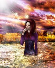 Alice in the sea <3