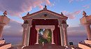 Hercules amphitheater