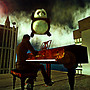 Flying Pandas Like Music