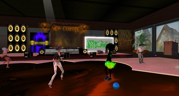 raftwet, mr widget at new coyo...
